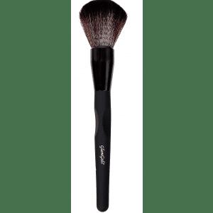 Buy GlamGals Black Large Powder Brush - Nykaa