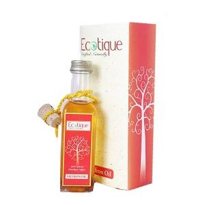 Buy Ecotique Saffron Oil - Nykaa