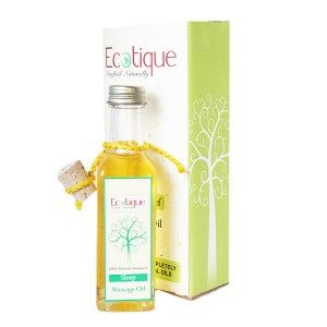 Buy Ecotique Massage Oil Sleep - Nykaa