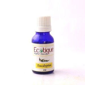 Buy Ecotique Aromatherapy Eucalyptus Oil - Nykaa