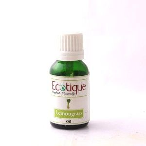 Buy Ecotique Aromatherapy Lemongrass Oil - Nykaa