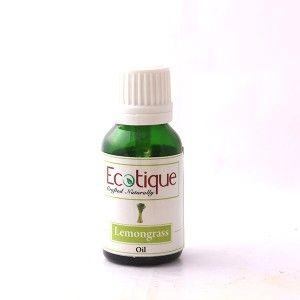 Buy Ecotique Aromatherapy Lemongrass Oil - Nykaa