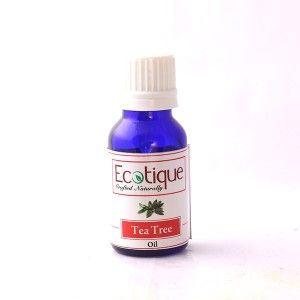 Buy Ecotique Aromatherapy Tea Tree Oil - Nykaa