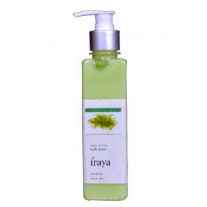 Buy Iraya Algae Serum Body Lotion - Nykaa