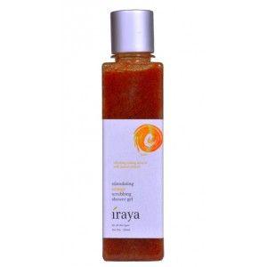 Buy Iraya Stimulating Orange Scrubbing Shower Gel - Nykaa
