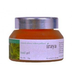 Buy Iraya Basil Gel - Skin Soother - Nykaa