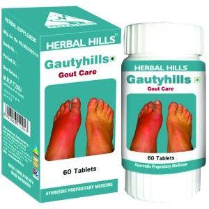 Buy Herbal Hills Gautyhills Tablets - Nykaa