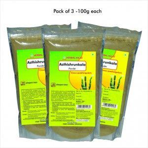 Buy Herbal Hills Asthishrunkala - Nykaa