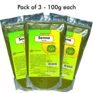 Buy Herbal Hills Senna Powder - Nykaa