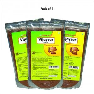 Buy Herbal Hills Vijaysar Powder - Nykaa