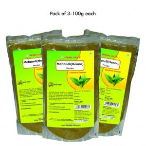 Buy Herbal Hills Mehandi Powder - Nykaa