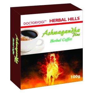 Buy Herbal Hills Ashwagandha herbal Coffee - Nykaa