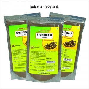 Buy Herbal Hills Erandmool Powder - Nykaa