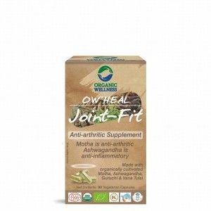 Buy Organic Wellness Heal Joint-Fit (Anti-Arthritic Supplement) - Nykaa
