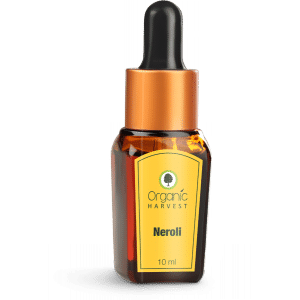 Buy Organic Harvest Neroli Essential Oil - Nykaa