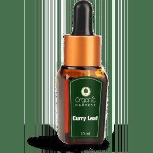 Buy Organic Harvest Curry leaf Essential Oil - Nykaa