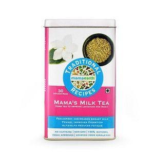 Buy Mamaearth Traditional Recipes Mama's Milk Tea - Nykaa