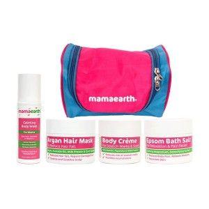 Buy Mamaearth Expecting Moms Combo - Nykaa