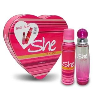 Buy Archies She Is Fun Fragrance Gift Set - Nykaa