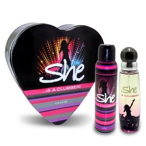 Buy Archies She Is A Clubber Gift Set - Nykaa