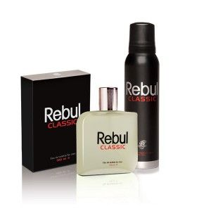 Buy Rebul Classic Mens Fragrance Gift Set - Nykaa