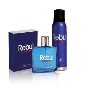 Buy Rebul Sport Mens Fragrance Gift Set - Nykaa