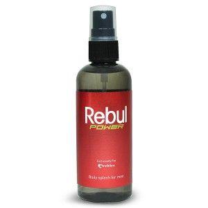 Buy Rebul Power Body Splash For Men - Nykaa