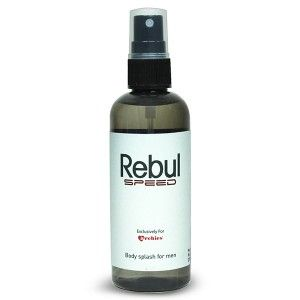 Buy Rebul Speed Mens Body Splash For Men - Nykaa