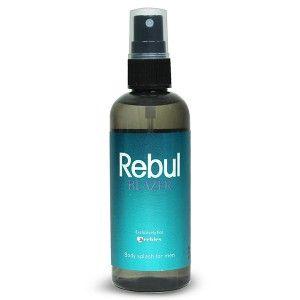Buy Rebul Blazer Mens Body Splash For Men - Nykaa