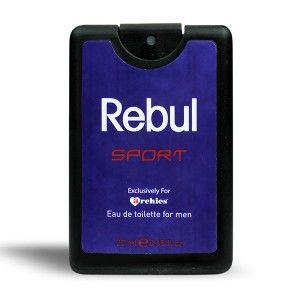 Buy Rebul Sport Eau De Toilette For Men - Nykaa