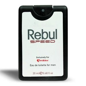 Buy Rebul Speed Eau De Tollette For Men - Nykaa