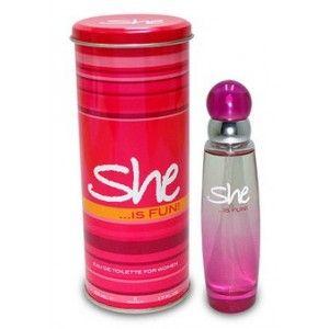 Buy Archies She Is Fun Perfume Eau De Toilette For Women - Nykaa
