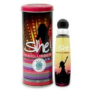 Buy Archies She is Clubber Perfume - Nykaa