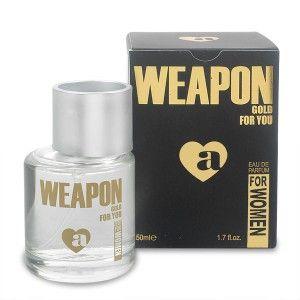 Buy Archies Weapon Gold Eau De Parfum For Women - Nykaa