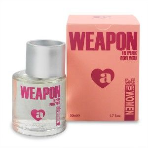 Buy Archies Weapon In Pink Eau De Parfum For Women - Nykaa