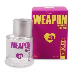 Buy Archies Weapon In Purple Eau De Parfum For Women - Nykaa