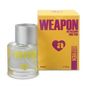 Buy Archies Weapon In Yellow Eau De Parfum For Men - Nykaa