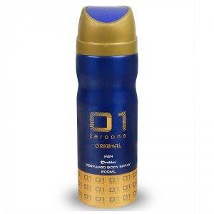 Buy Archies 01 Zeroone Men Perfumed Body Spray - Nykaa