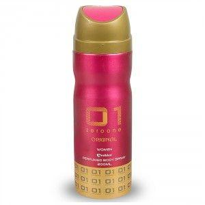 Buy Archies 01 Zeroone Women Perfumed Body Spray - Nykaa