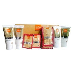 Buy VLCC Papaya Fruit Facial Kit (Save Rs.100) - Nykaa