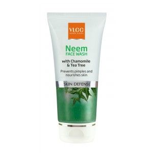 Buy VLCC Neem Face Wash - Nykaa