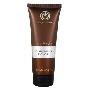 Buy The Man Company Essencia Coffee Bean and Patchouli Facewash - Nykaa