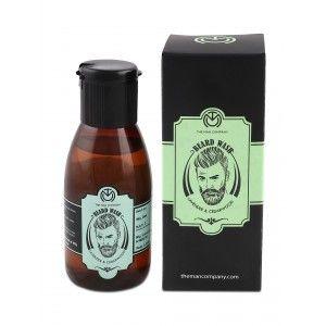 Buy The Man Company  Lavender & Cedarwood Beard Wash - Nykaa