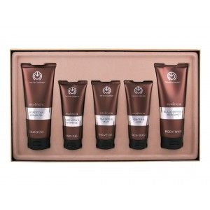 Buy The Man Company Entire Gang Men's Grooming Kit - Set Of 5 - Nykaa