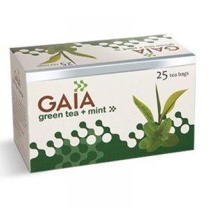 Buy Gaia Green Tea Mint - Nykaa