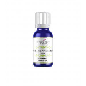 Buy Dark Forest Organic Peppermint Essential Oil - Nykaa