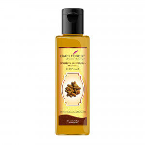 Buy Herbal Dark Forest Cold Pressed Madhuca Longifolia Seed Oil - Nykaa