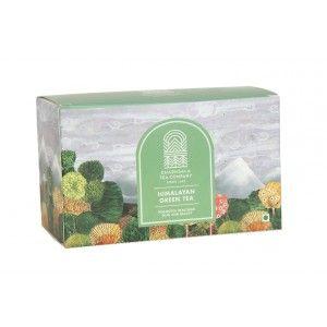 Buy Dharmsala Tea Company Himalayan Green Tea Bags - Nykaa