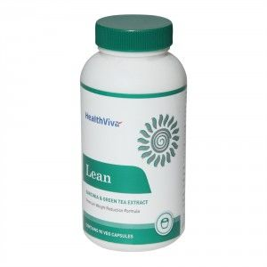 Buy HealthViva Lean Garcinia And Green Tea - Unflavoured - Nykaa