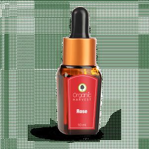 Buy Organic Harvest Rose Essential Oil - Nykaa
